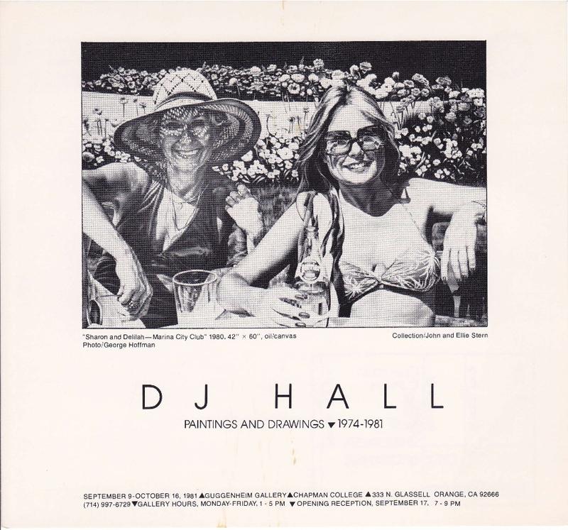 RDJHall1981