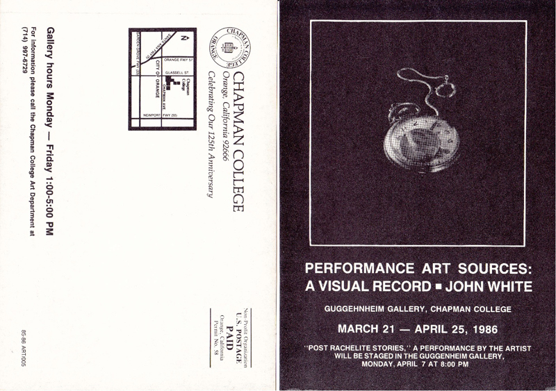 RWhiteAVisualRecord1986