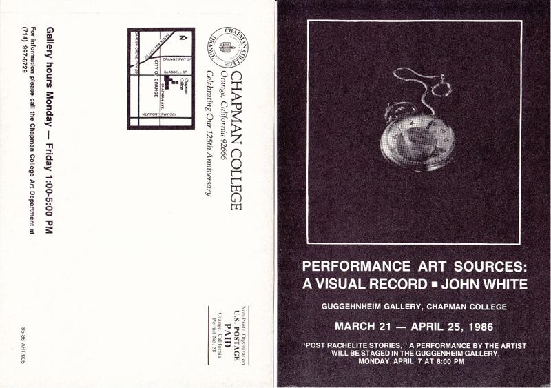 RWhiteAVisualRecord1986