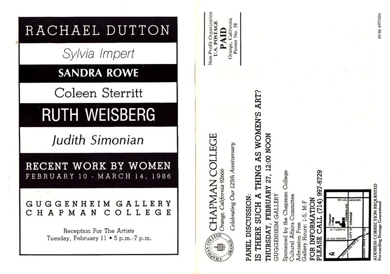 RRecentWorkbyWomen1986