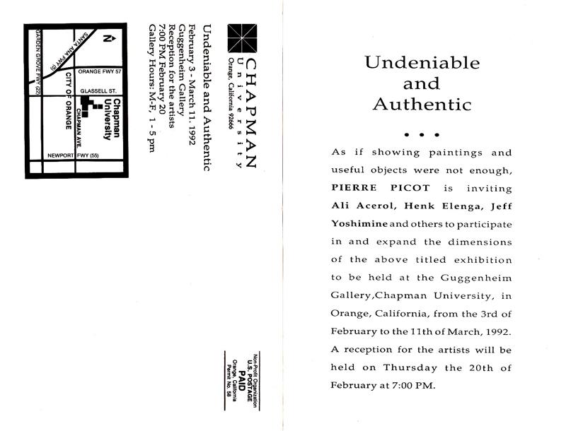 RUndeniable&Authentic1992