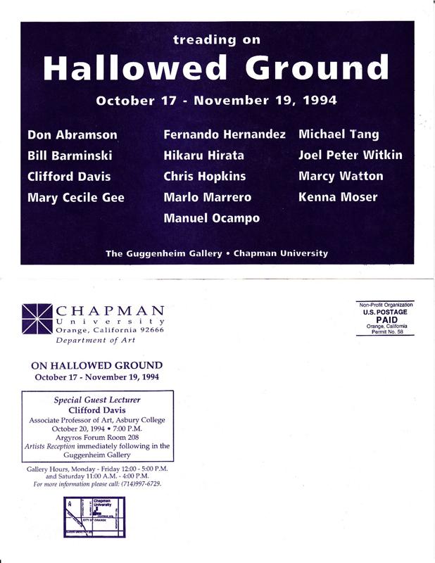 RHallowedGround1994