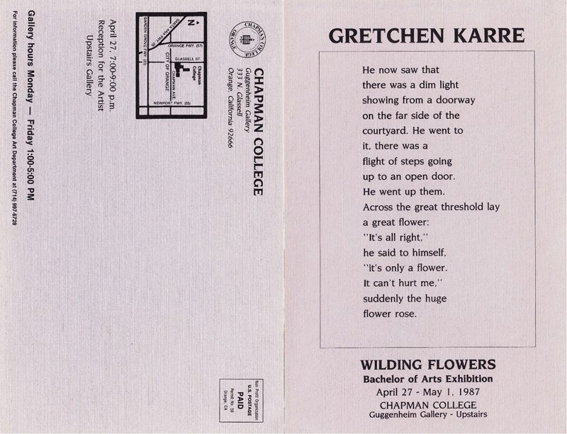 RKarreWildingFlowers1987