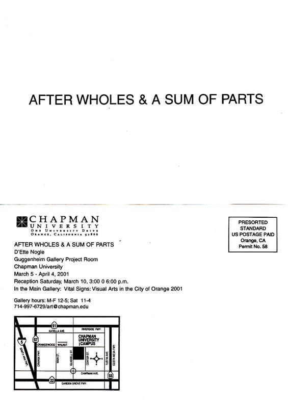 RNogleAfterWholes&ASumofParts2001