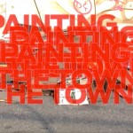 Megan Daalder - Painting the Town, Video Still, Video-loop, 5.42 min