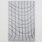 Gina Osterloh - Grid #1, 2014, Archival Pigment Photograph with UV laminate mounted on colored acrylic panel, 45 3/4 x 30 in