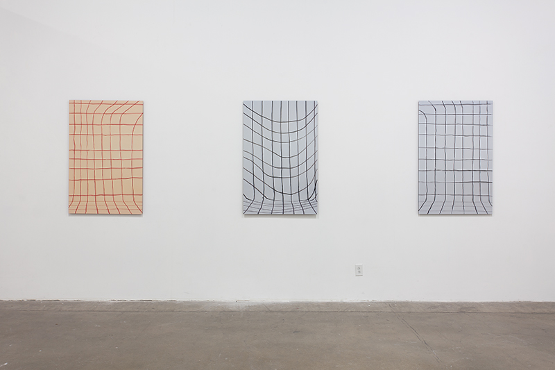Gina Osterloh Installation View