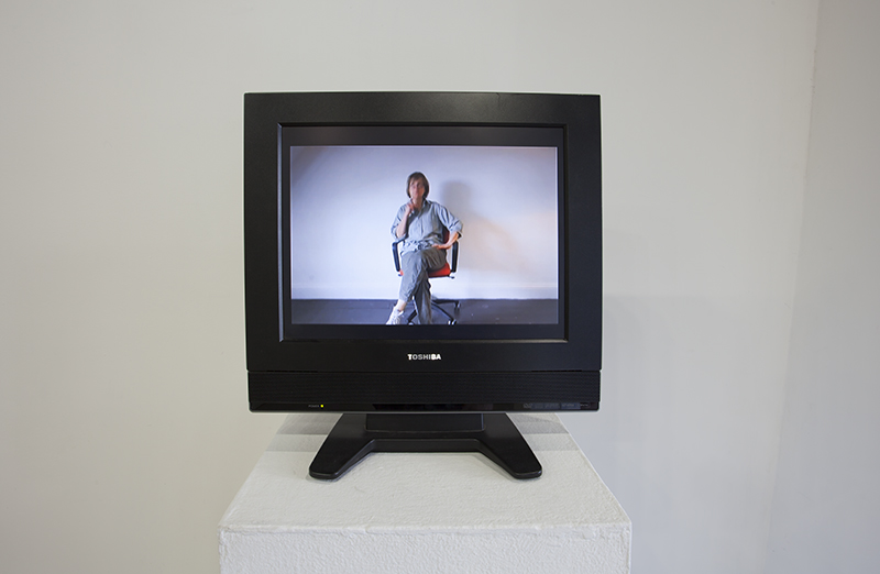 Vanalyne Green - I'm Still a Feminist, 2009, Video loop, 1:37