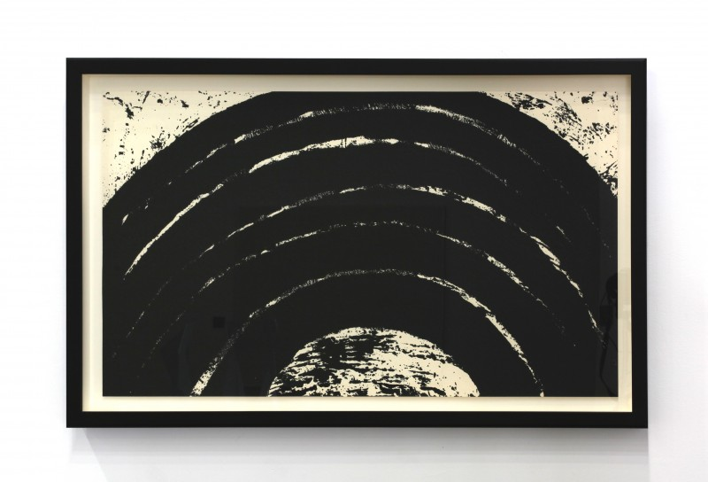 Richard Serra - Paths and Edges #4, 2007, Etching on Paper, Acquisition Purchase