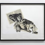 William Kentridge - Olympia, 2007, Lithograph on paper, Acquisition Purchase