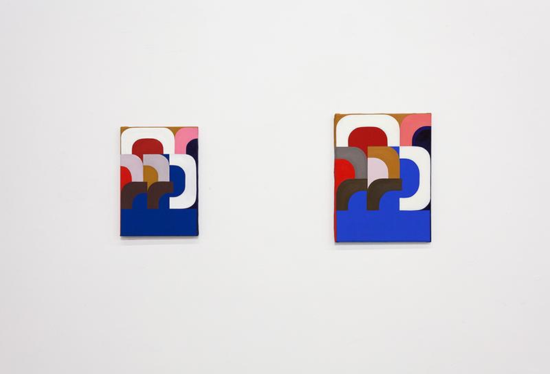 Antonio Puleo - Untitled, 2015, oil on canvas,