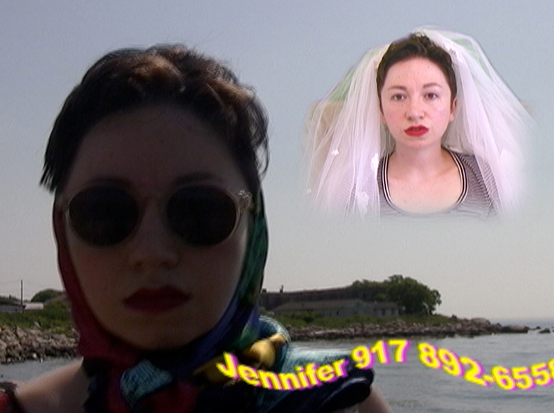 Jennifer Sullivan -  Soliloquy, 2015, HD Video, Sound, 3:58 min