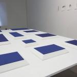 Gala Porras-Kim, 2016 Installation View